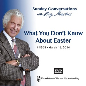 """What You Don't Know About Easter""  DVD"