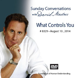"""What  Controls You""   DVD"