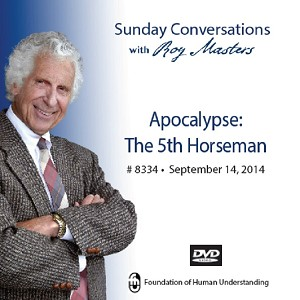 """Apocalypse: The 5th Horseman"" DVD"