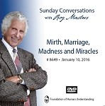 """Mirth, Marriage, Madness and Miracles"" -  DVD"