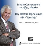 Roy Masters Rap Sessions #24 -