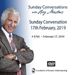 Sunday Conversation February 17, 2019 - DVD