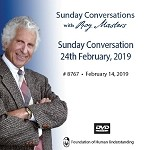 Sunday Conversation February 24, 2019 - DVD