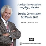 Sunday Conversation March 3, 2019 - DVD