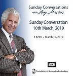 Sunday Conversation March 10, 2019 - DVD