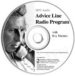 Advice Line Radio Program K9165 -  No One Has To Die
