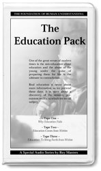 The Education Pack  - 3 CDs