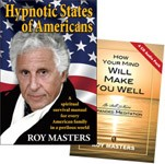 Science of Controlling Stress - Expanded Meditation + Hypnotic States of Americans (book)