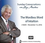 """The Wordless Word of Intuition"" -  DVD"